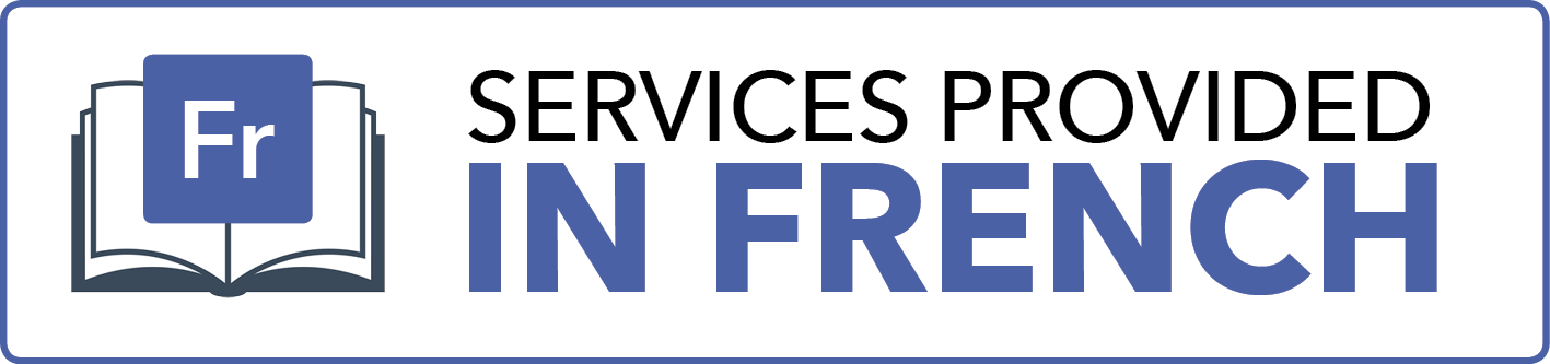 Services Provided in French