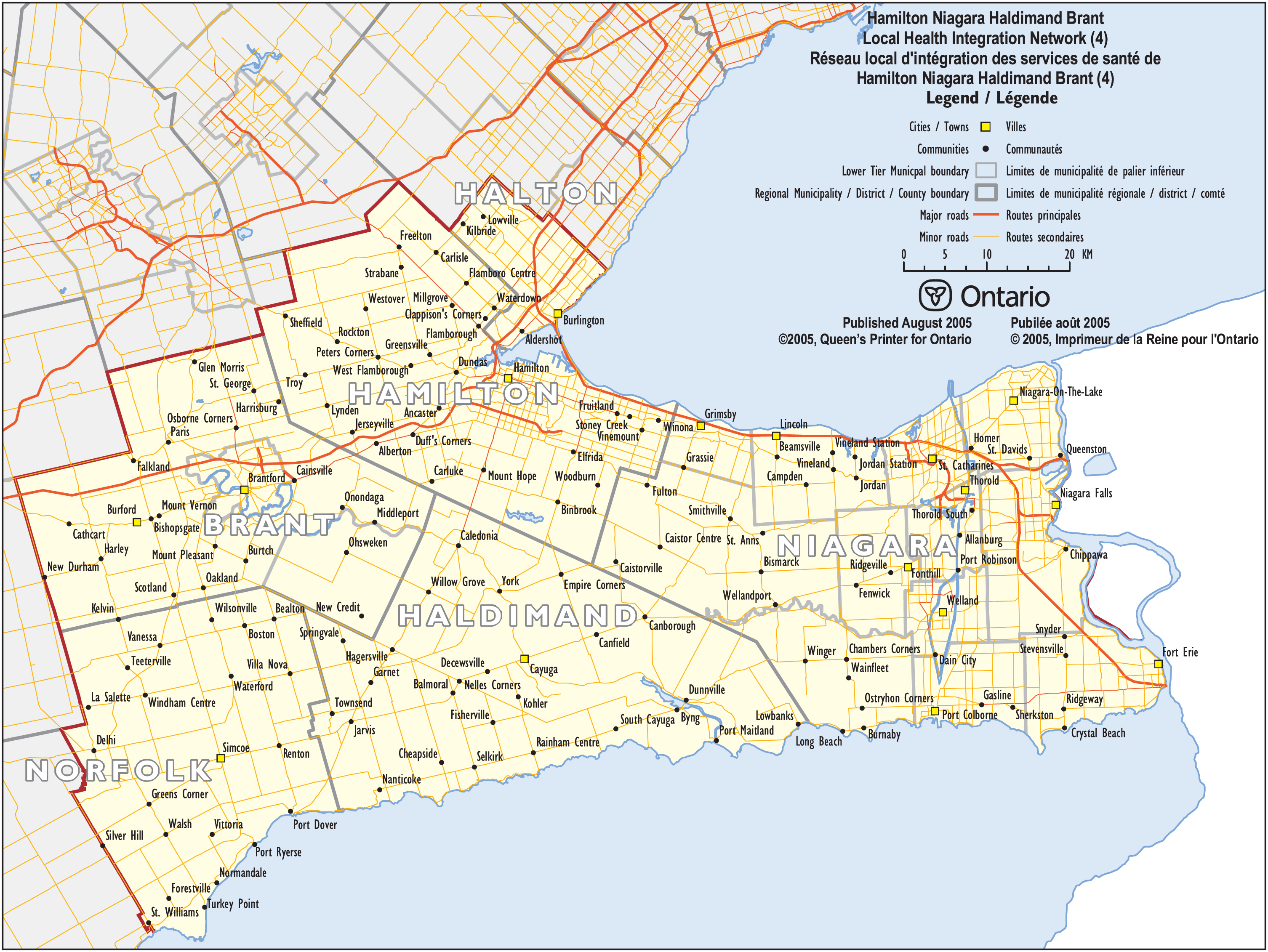 Services De Sant 233 Pour Hamilton Niagara Haldimand Brant