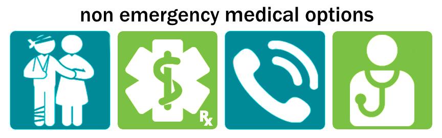 non-emergency medical access