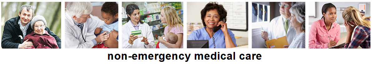 non-emergency medical access